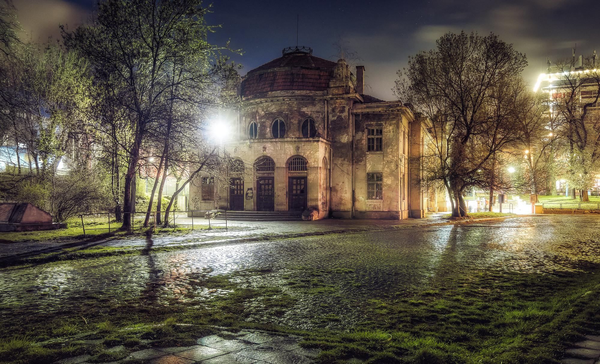 Забравените бани – Горнобанската баня
